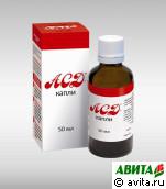 АСД (фолієва кислота+селен) краплі 50мл.