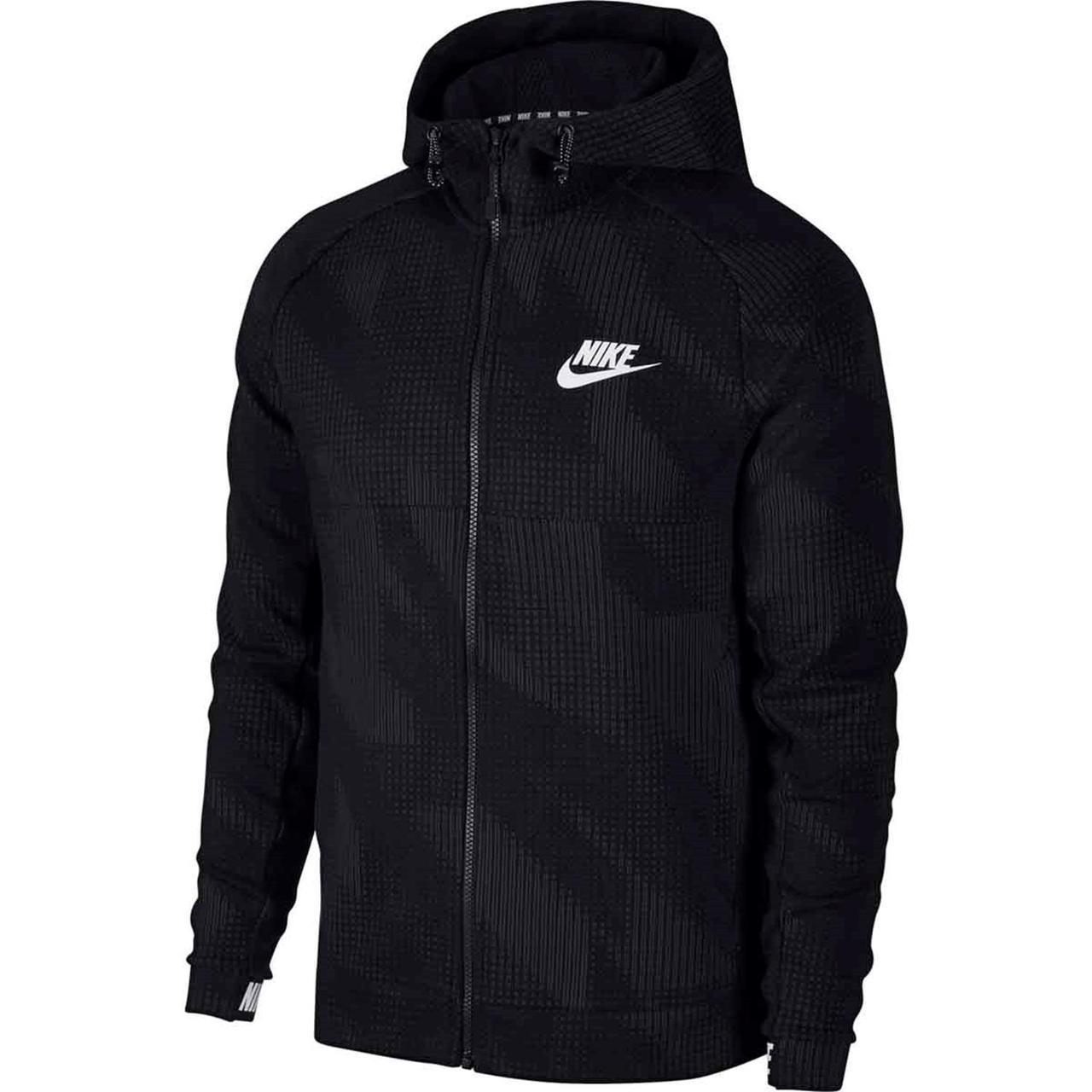 Толстовка Nike Sportswear Advance 15 Hoodie 885937-010 (Оригинал)