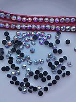 Термо-стразы ss20 Crystal AB , фото 3