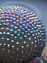Термо-стразы ss20 Crystal AB , фото 2