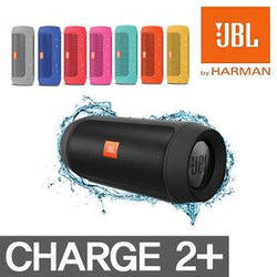 Портативная Bluetooth колонка JBL CHARGE 2+ (Высокое качество ААА)