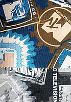 "Дизайн 600Д ПУ ""MTV"", фото 1"