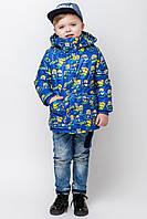 Куртка для мальчика демисезонная VKM1, 92-122 р