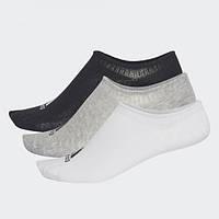 Хлопковые носки Adidas Performance Invisible CV7410 - 2018