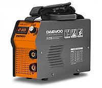 Зварювальний апарат інверторного типу Daewoo DW 230 Expert Line