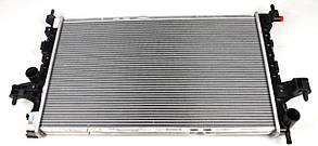 Радиатор Комбо / Opel Combo 1.3/1.7CDTi с 2004- (+/- AC) (охлаждения), фото 3