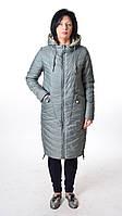 Удлиненная демисезонная куртка Mishele 576