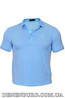 Футболка-поло мужская BOGNER 9625 голубая, фото 1