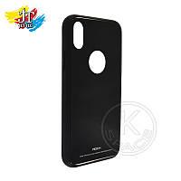 Чехол-накладка на мобильный телефон (смартфон) iPhone X black Rock Brilliant