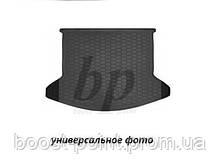 Коврик багажника (корыто)-резиновый, черный Fiat Tipo (фиат типо 2016г+)