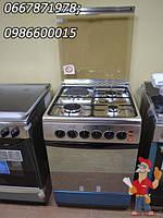 Комбинированная газовая Плита Ardo A 631 EB inox 3+1 с электрической духовкой. Распродажа новой техники , фото 1