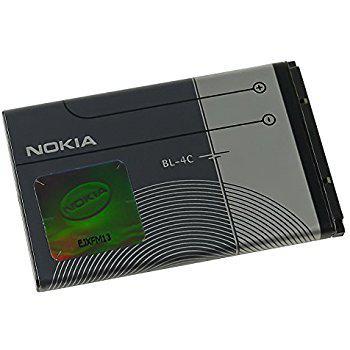 Аккумулятор батарея Nokia BL-4C, 3100, 3108, 5100, 6108, 1202, 1203, 1661, 1662, 2220s, 2650, 2652, 2690, 3500