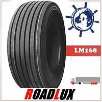 Roadlux R168 рулевая шина 385/55R19.5 156J, грузовые шины на рулевую и прицепную ось