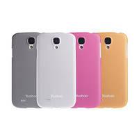 Yoobao Crystal Protecting Case для Samsung Galaxy S4 i9500/i9505 оранжевый
