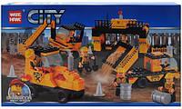 Конструктор City Строительная техника 82007