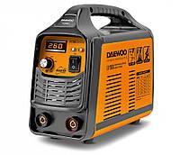 Зварювальний апарат інверторного типу Daewoo DW 260 Expert Line