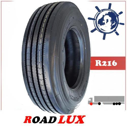 Roadlux R216 рулевая шина 295/80R22.5 152/149M, грузовые шины для рулевой оси грузовика