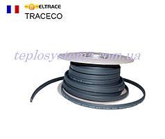 Саморегулирующийся нагревательный кабель ELTRACE TRACEСО 20W (отрезной) Франция