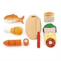 Игровой набор Набор для ланча Viga Toys 50260
