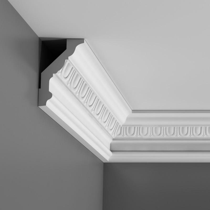 Лепнина Орак декор C302 Карниз с орнаментом Orac Luxxus