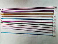 Набор металлических крючков для вязания