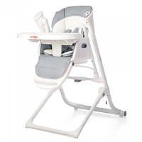 Детский стульчик для кормления и качель 3в1 CARRELLO TRIUMPH CRL-10302 GREY. Быстрая доставка., фото 1