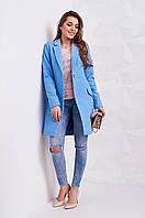 Пальто женское классика на пуговицах р.42-46 S1677