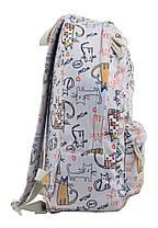 "Рюкзак подростковый Trend ST-31 Wow, ""YES"", 555421, фото 2"