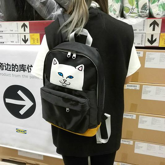17b54996a717 Городские рюкзаки купить от интернет-магазина Mak-Shop
