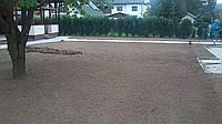 Чистовая планировка грунта