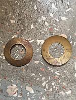 Шайба упорная сателлита (латунная) Т25-2403065 Т-40 (Д-144)