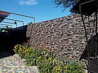 Строительство заборов из профнастила, штакетника, блок-хауса, элементы художественной ковки, фото 7