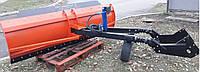 Отвал для снега ТТД-2.5 на трактора МТЗ, фото 1