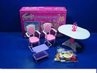 """Мебель """"Jennifer"""" для столовой со световыми эффектами"""