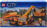 Конструктор City Строительная техника 82005