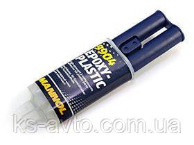 Двухкомпонентный клей для пластмасс (30г)  MANNOL