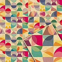 Цветная крафт  бумага для упаковки цветов и подарков 0438