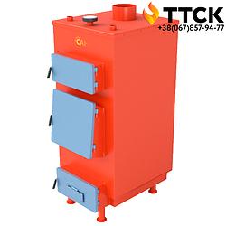 Котлы твердотопливные САН ЭКО- У (Усиленный) мощностью от 10 до 31 кВт