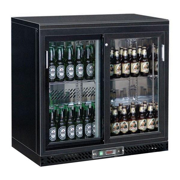 Барный холодильник Forcar BC2PS