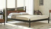 Металлическая кровать Николь односпальная