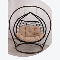 Кокон-кресло Galant полосатый