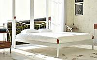 Кровать металлическая Калипсо 2 двуспальная