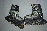Ролики детские 34-36 размер Hy Skate Германия