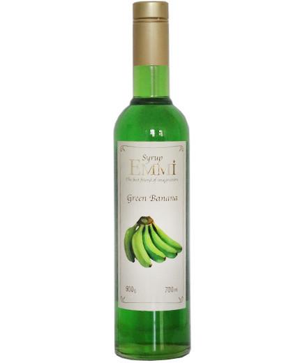 Сироп Emmi зеленый банан 900 гр