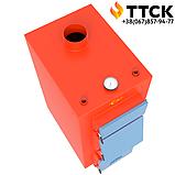 Котлы твердотопливные с энергонезависимой автоматикой САН Эко 31- У- М (4 мм), фото 3