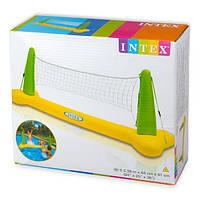 Надувной игровой центр Волейбол+мяч Intex 56508