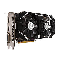 Видеокарта MSI Nvidia Geforce GTX 1060 6GT OCV1 6 GB
