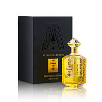 Женские масляные духи без спирта Attar Collection The Golden Age 10ml