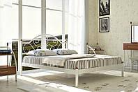 Кровать металлическая Анжелика односпальная