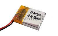 Аккумулятор Li-pol универсальный 04*15*17 3.7v